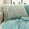 Indoor/Outdoor Dots Throw Pillow - Mina Victory - image 4 of 4