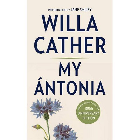 My Antonia - (Vintage Classics) by  Willa Cather (Paperback) - image 1 of 1