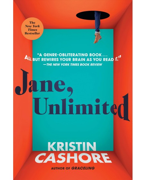 Jane, Unlimited -  Reprint by Kristin Cashore (Paperback) - image 1 of 1