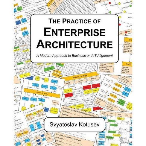 The Practice of Enterprise Architecture - by  Svyatoslav Kotusev (Paperback) - image 1 of 1
