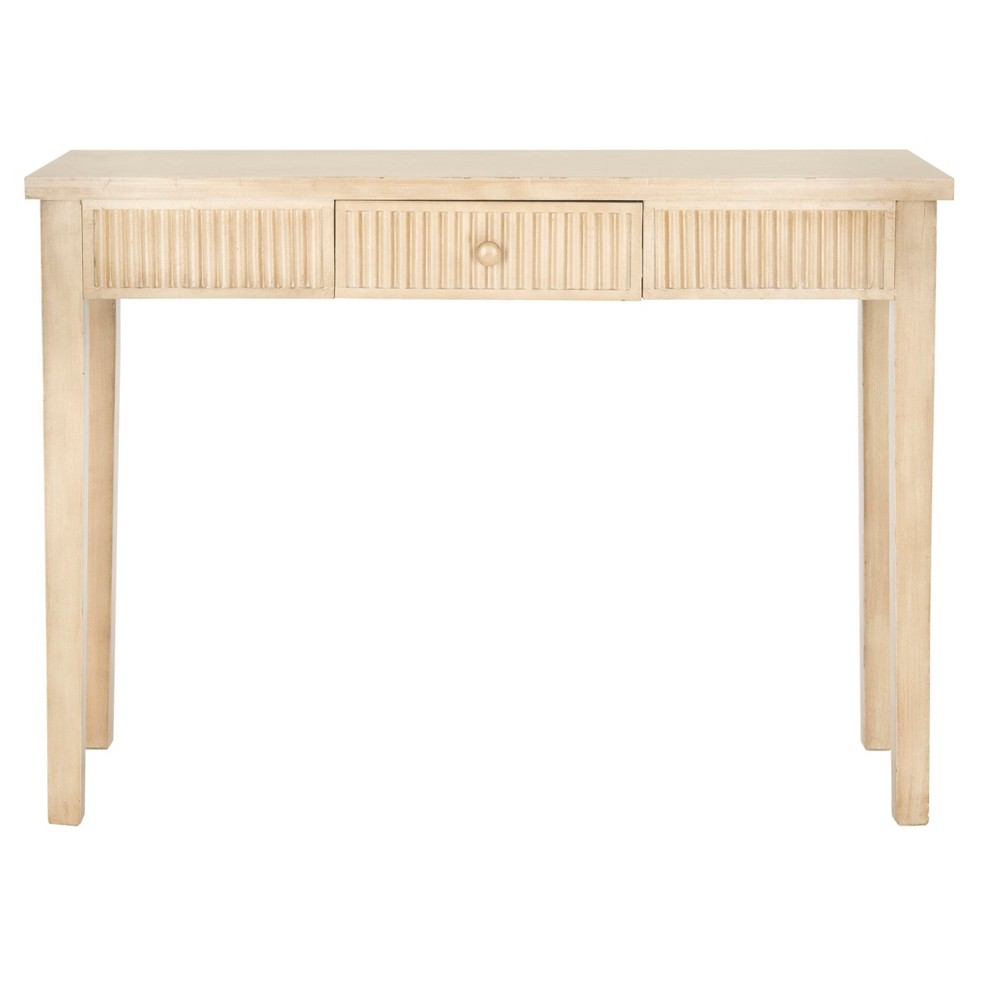 Beale Console Table White - Safavieh