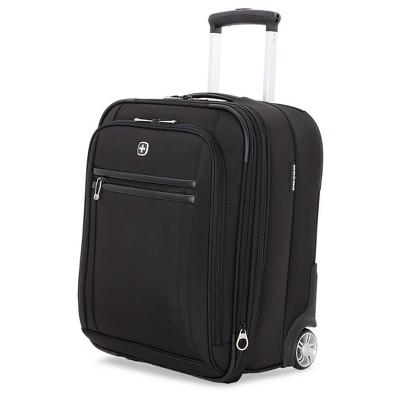 SWISSGEAR Geneva 19  Wheeled Carry On Suitcase - Black