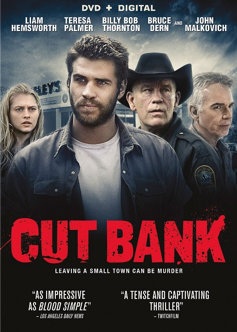 Cut Bank (dvd_video) - image 1 of 1