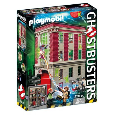 Playmobil Ghostbusters Firehouse by Playmobil