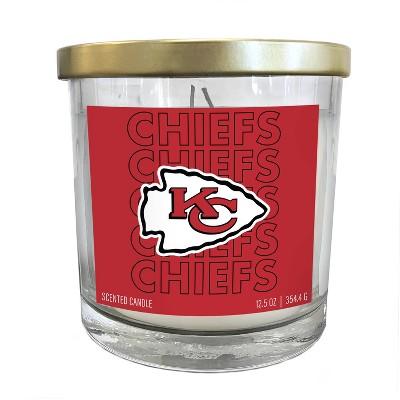 NFL Kansas City Chiefs Echo Team Candle