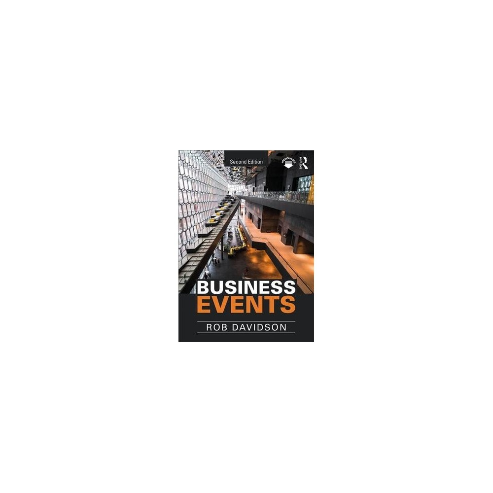 Business Events - 2 by Rob Davidson (Paperback)