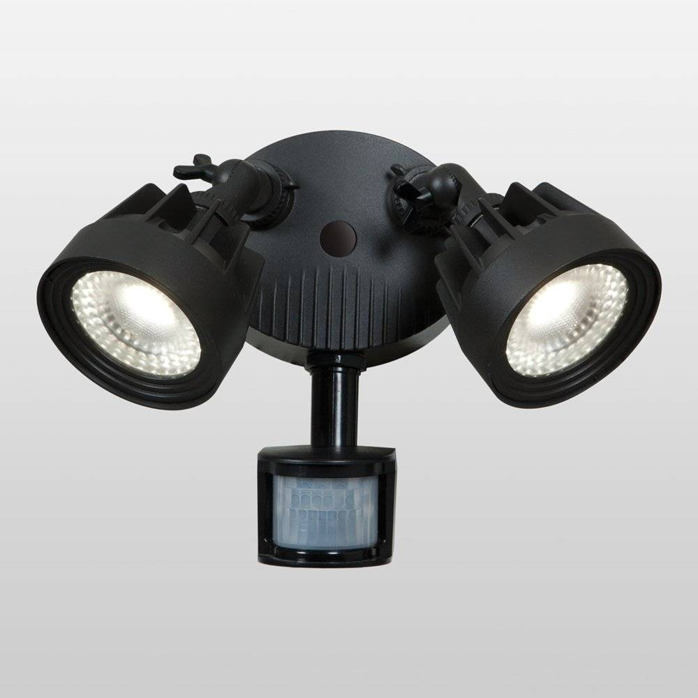 Image of Stealth LED Outdoor Wall Light Black - Access Lighting