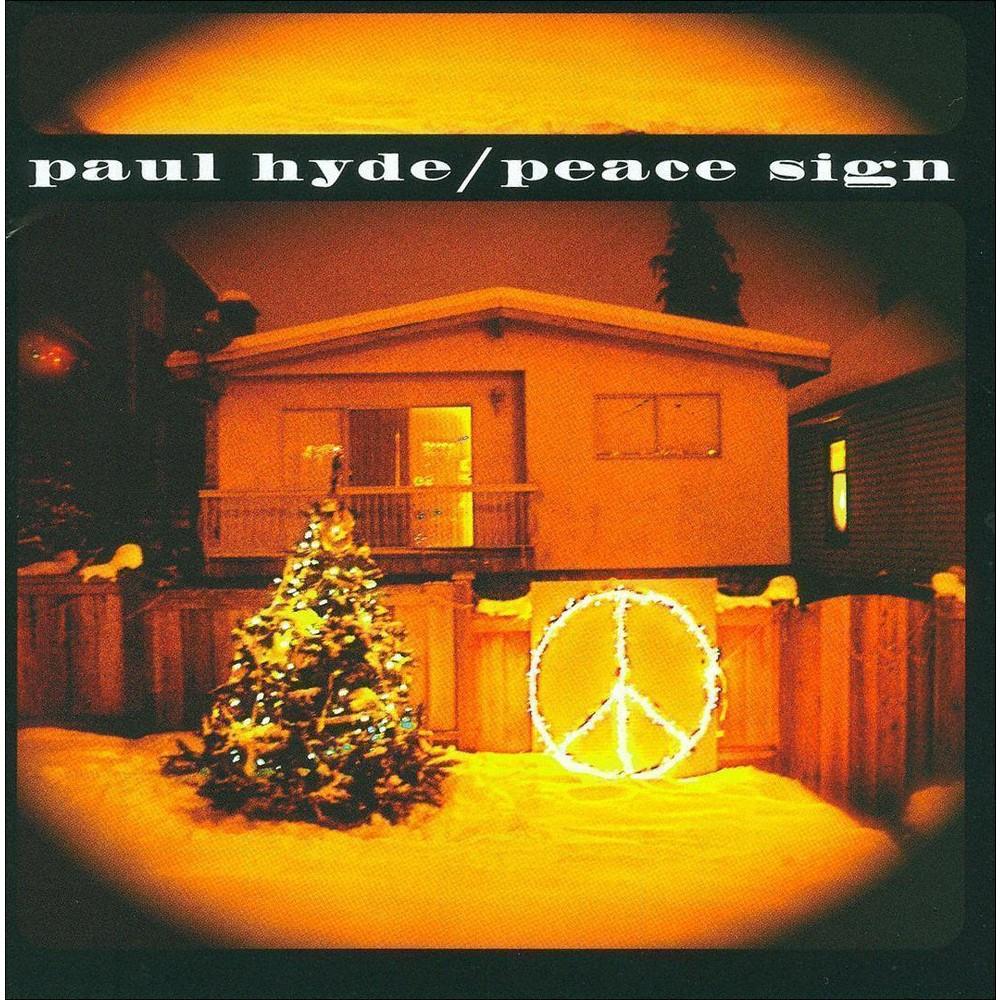 Paul Hyde - Peace Sign (CD)