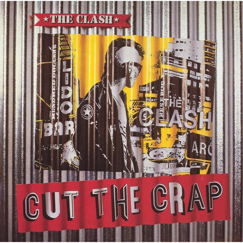 Clash - Cut The Crap (CD)