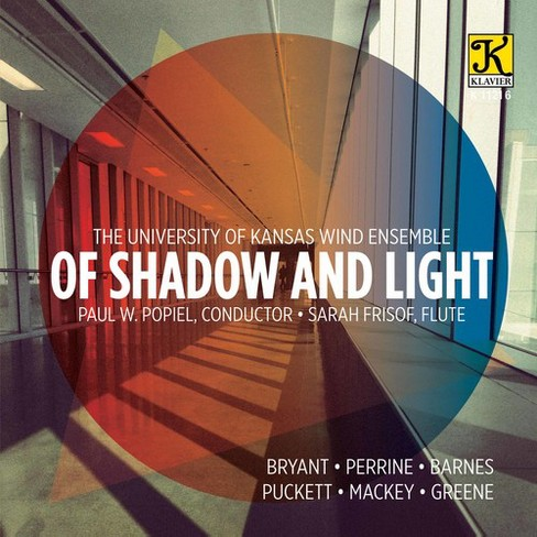 University Of Kansas - Of Shadow And Light (CD) - image 1 of 1