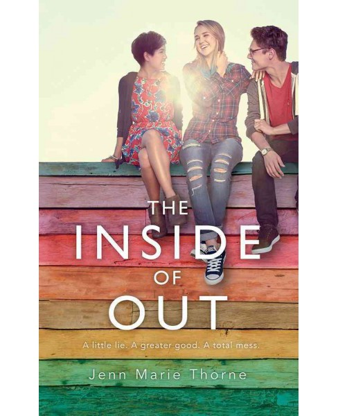 Inside of Out (Unabridged) (CD/Spoken Word) (Jenn Marie Thorne) - image 1 of 1