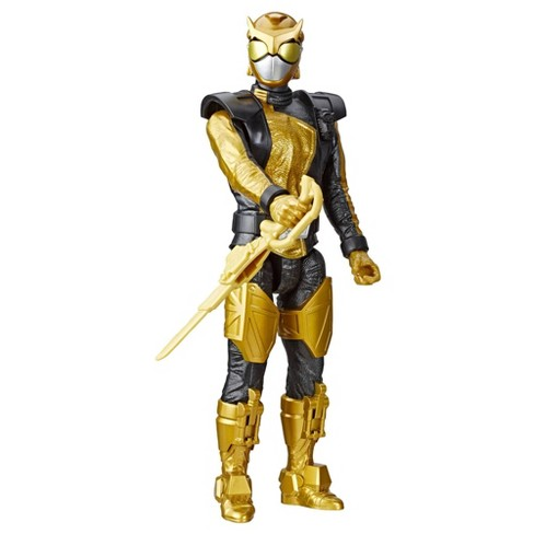 "Power Rangers Gold Ranger 12"" Action Figure - image 1 of 2"
