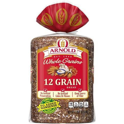 Arnold Whole Grains 12 Grain Bread - 24oz - image 1 of 3