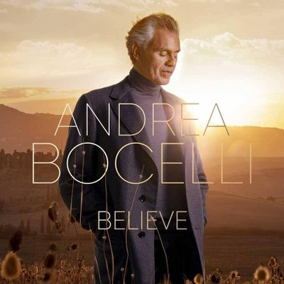 Andrea Bocelli - Believe (Deluxe CD)