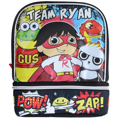 Accessory Innovations Company Ryan's World Dual Compartment Lunch Bag