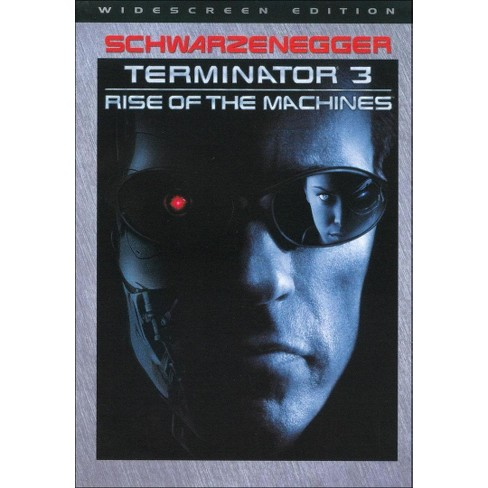 Terminator 3: Rise of the Machines (WS) (With Terminator 4 Movie Cash) (dvd_video) - image 1 of 1