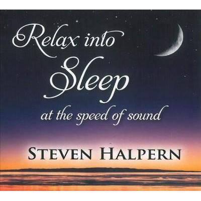Steven Halpern - Relax Into Sleep (CD)