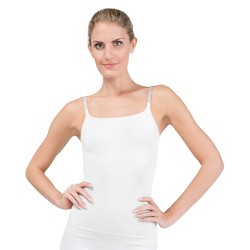 ac5aa9a52 Assets® By Spanx® Women s Micro Shaping Convertible Strap Slip   Target