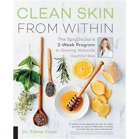 Clean Skin from Within - by  Trevor Cates (Paperback) - image 1 of 1