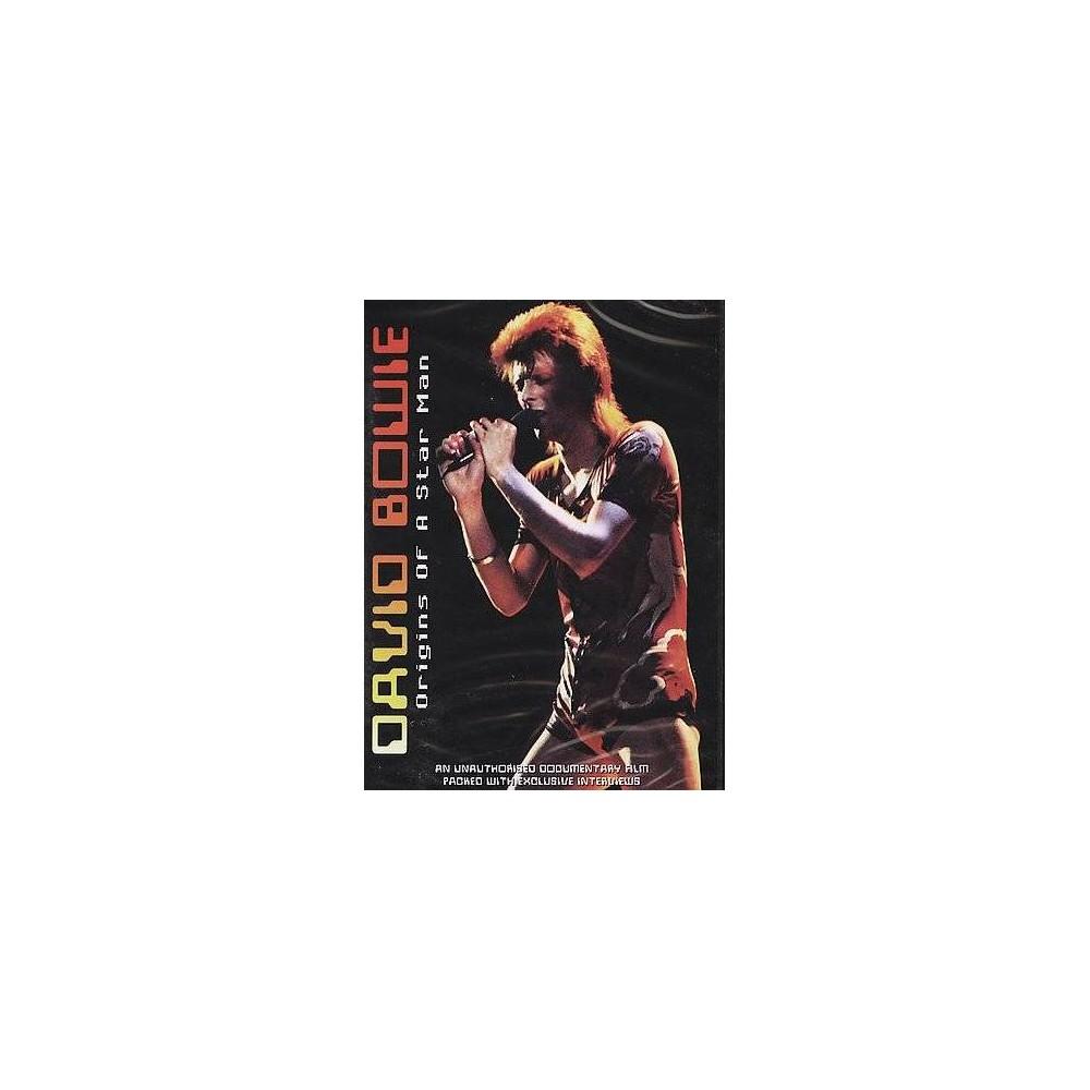 David Bowie:Origins Of A Starman (Dvd)