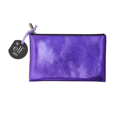 E.l.f. Holiday Glitter Makeup Bag : Target