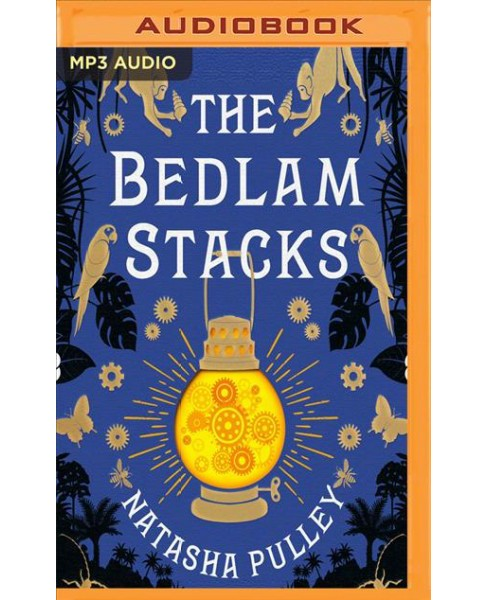 Bedlam Stacks -  by Natasha Pulley (MP3-CD) - image 1 of 1