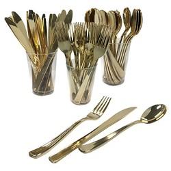 60ct Cutlery Gold - Spritz™
