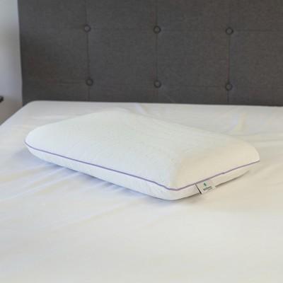 SensorPEDIC Relaxing Lavender Infused Memory Foam Pillow