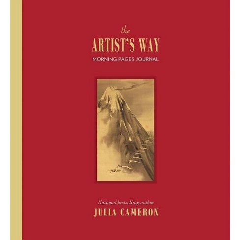 The Artist's Way Morning Pages Journal - by  Julia Cameron (Hardcover) - image 1 of 1