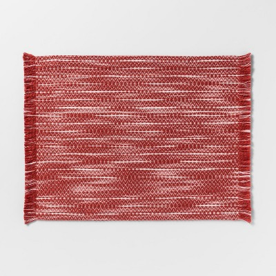 Orange Woven Placemat - Threshold™