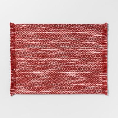 19 x14  Woven Placemat Orange - Threshold™