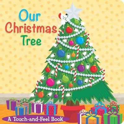 Our Christmas Tree - (Hardcover)