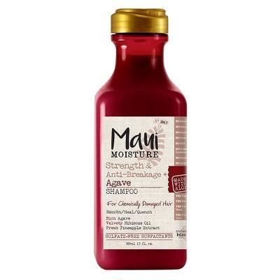 Maui Moisture Strength & Anti-Breakage + Agave Shampoo - 13 fl oz