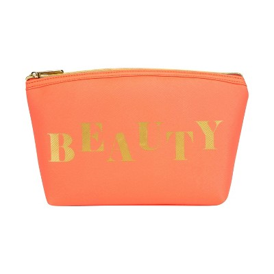 Ruby+Cash Zip Cosmetic Pouch - Beauty