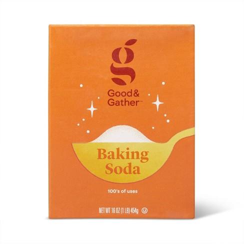 Baking Soda - 16oz - Good & Gather™ - image 1 of 3