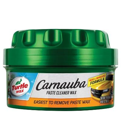 Turtle Wax Carnauba Paste Wax 14oz