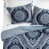 Blue Akina Duvet Cover Set - Mudhut™ - image 2 of 3