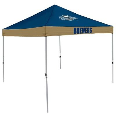 MLB Milwaukee Brewers Economy Canopy
