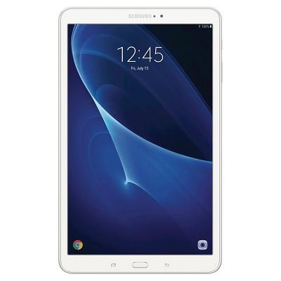 Samsung Galaxy Tab A 10.1  Tablet Wi-Fi, White - 16GB