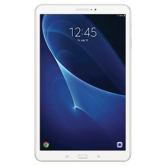 """Samsung Galaxy Tab A 10.1"""" Tablet Wi-Fi, White - 16GB"""