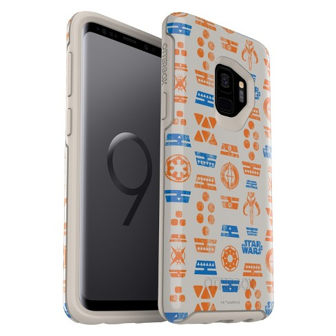 super popular 5c49d 6ca03 OtterBox Samsung Galaxy S9 Solo: A Star Wars Story Symmetry Case - All or  Nothing