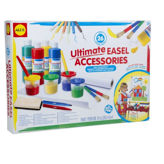 ALEX Toys Artist Studio Ultimate Easel Accessories image number null