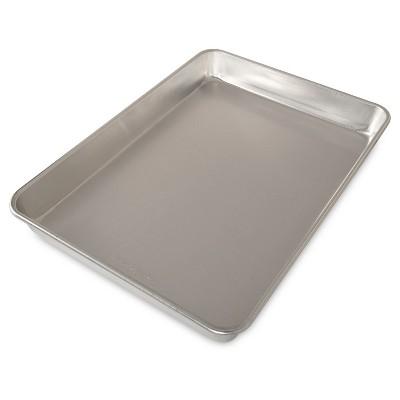 Nordic Ware Natural Aluminum Commercial Hi-Side Sheet Cake Pan