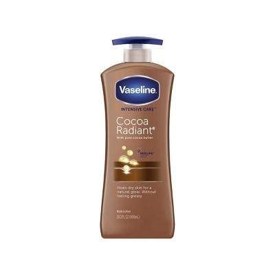 Body Lotions: Vaseline Intensive Care Cocoa Radiant