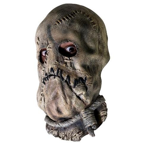 Scarecrow Mask Adult Batman Dark Knight - image 1 of 1