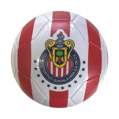 FIFA Chivas Officially Licensed Size 5 Soccer Ball