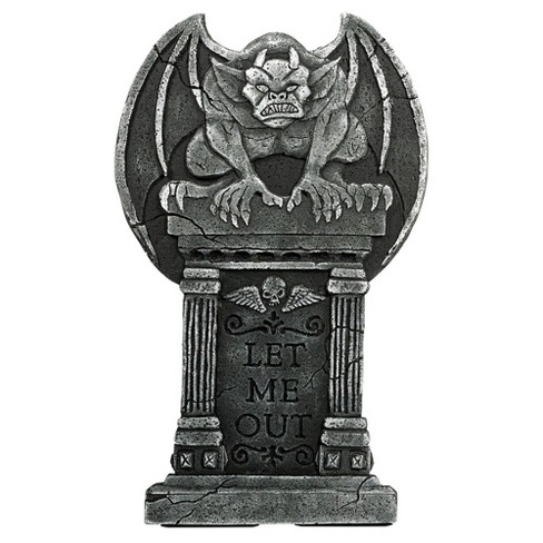 Gargoyle Tombstone Halloween Decorative Prop - image 1 of 1