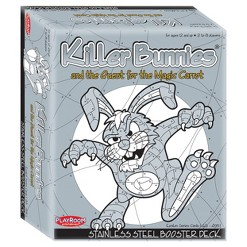 Playroom Entertainment - Killer Bunnies Quest Steel Booster Game