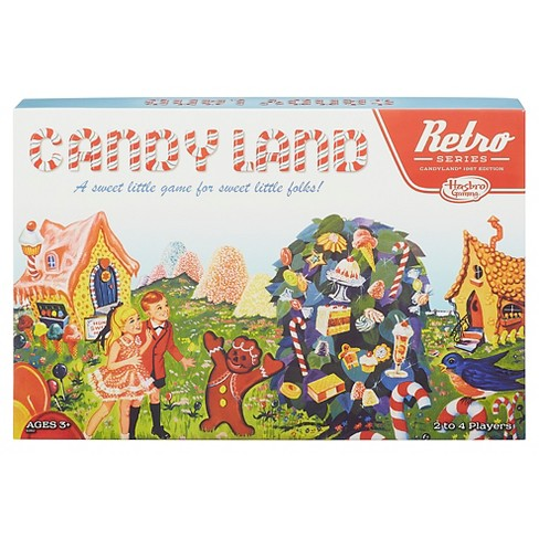 Candy Land 1967 Edition Retro Board Game - image 1 of 3