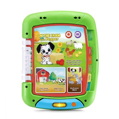 LeapFrog 2-in-1 Touch & Learn Tablet
